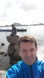 Den Lille Havfrue og John Boel